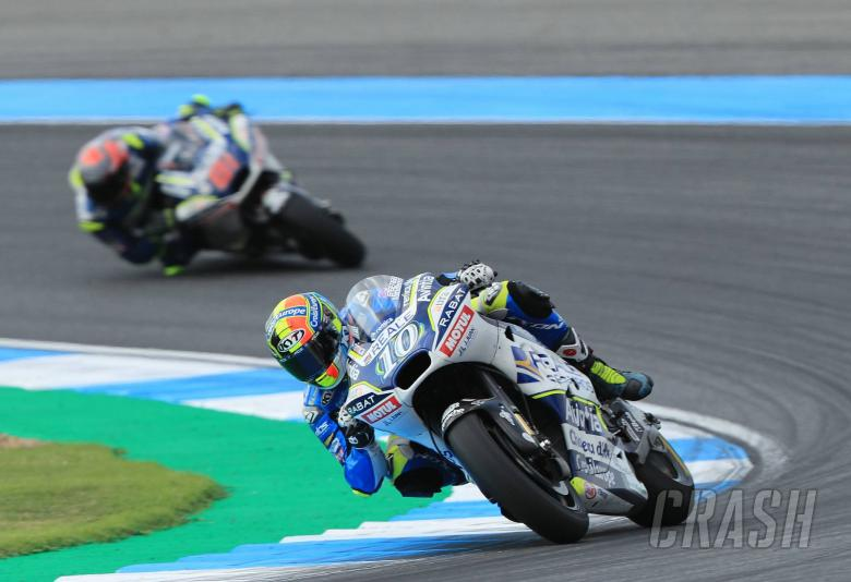MotoGP: Quick-learning Torres progresses to close up to Simeon