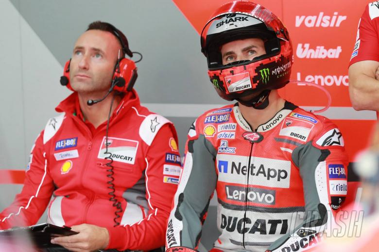 Lorenzo: 'No meaning to continue'