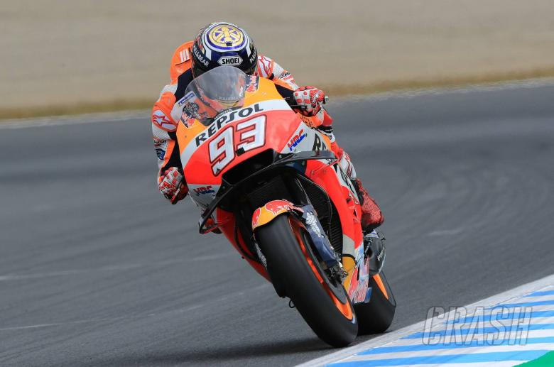 MotoGP: Marquez 'competitive and strong,' eyes Dovi threat