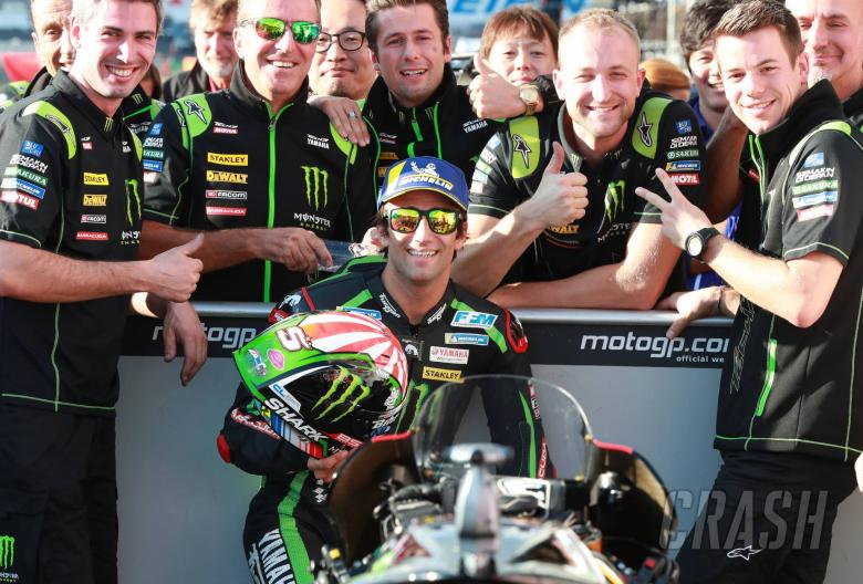 MotoGP: Zarco: Why not fight for the victory?