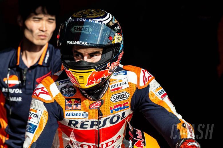MotoGP: Marquez optimistic despite Saturday setback