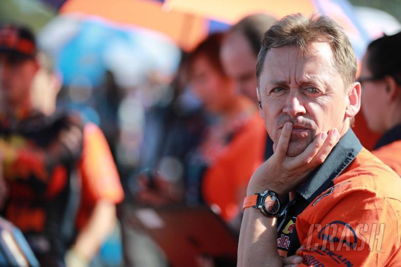 MotoGP: EXCLUSIVE - Mike Leitner (KTM Team Manager) Interview