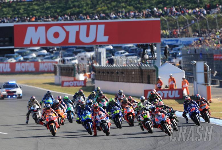 Kalender MotoGP 2019 dikonfirmasi