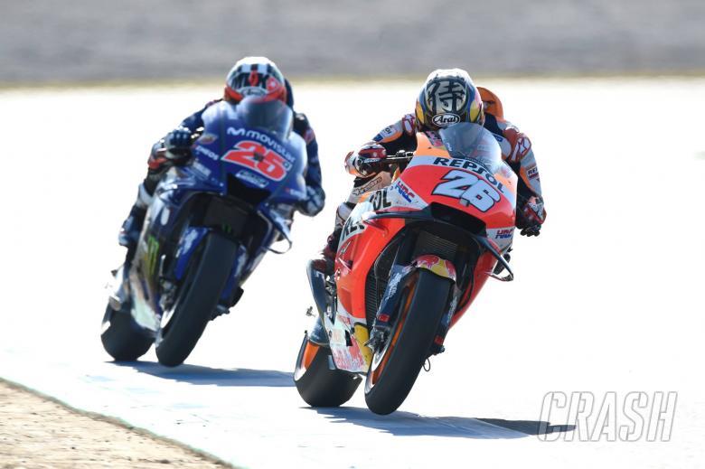 MotoGP: Petronas Yamaha came 'very close' with Pedrosa
