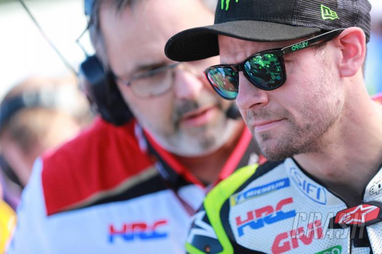 MotoGP: Crutchlow undergoes successful second surgery
