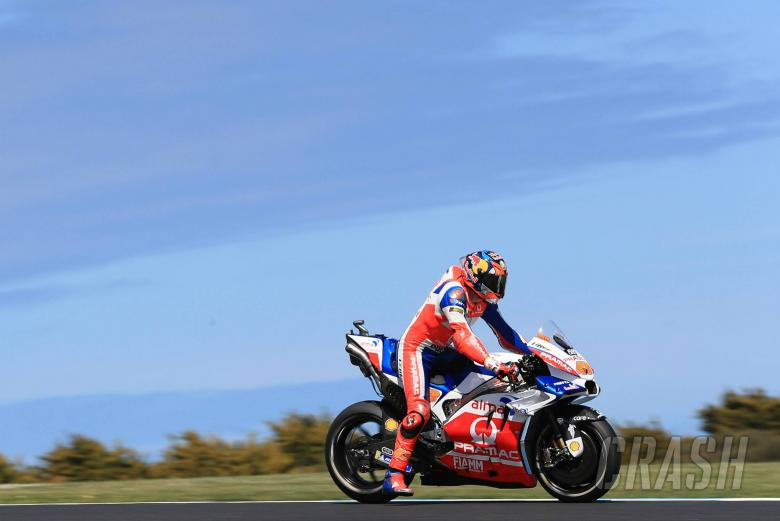 MotoGP: Miller: I have to thank my elbow!