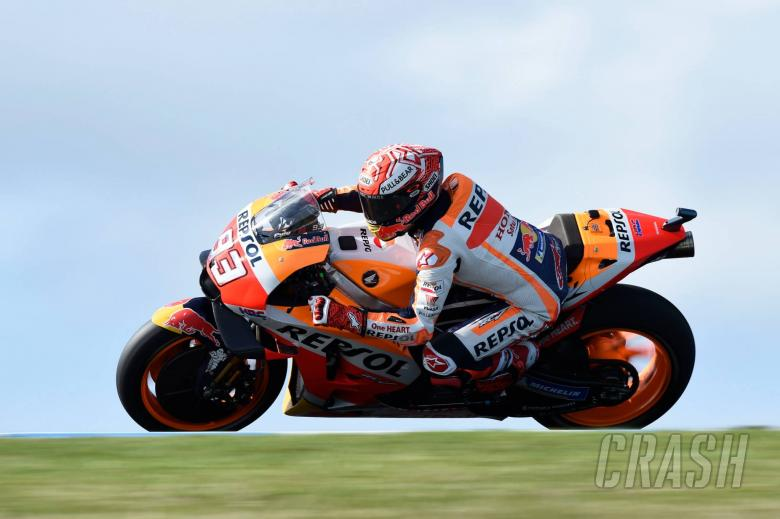 MotoGP: Marquez 'only fast with a lot of risk'