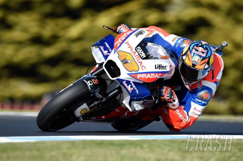 MotoGP: Miller with 'bit of a margin, podium still achievable'