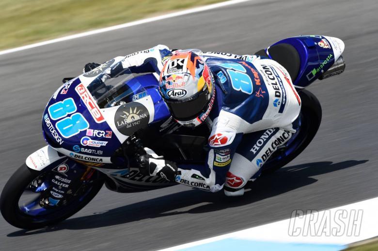 MotoGP: Moto3: Australia - Qualifying Results