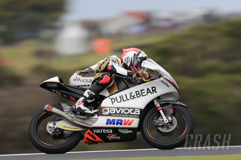 MotoGP: Moto3: Australia - Race Results