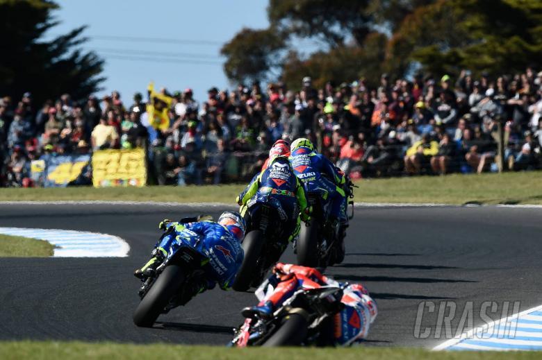 Australian MotoGP - Friday as it happened