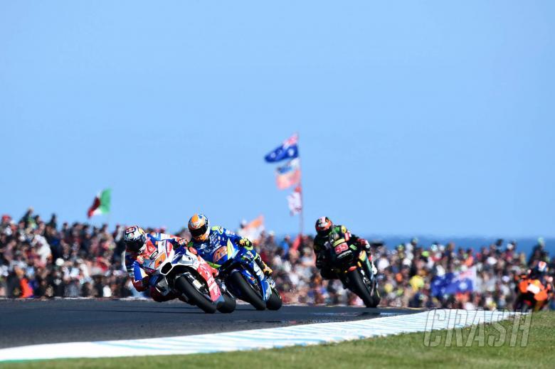 MotoGP: 'Close but no cigar' for top independent Miller
