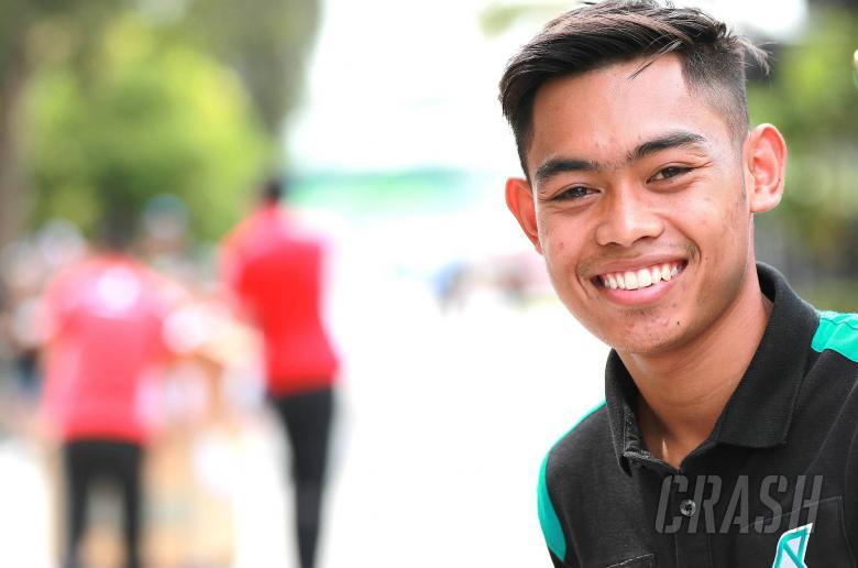 Norrodin, Malaysian MotoGP 2018