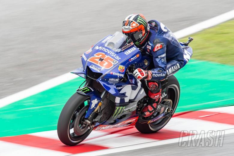 MotoGP: MotoGP Malaysia - Warm-up Results