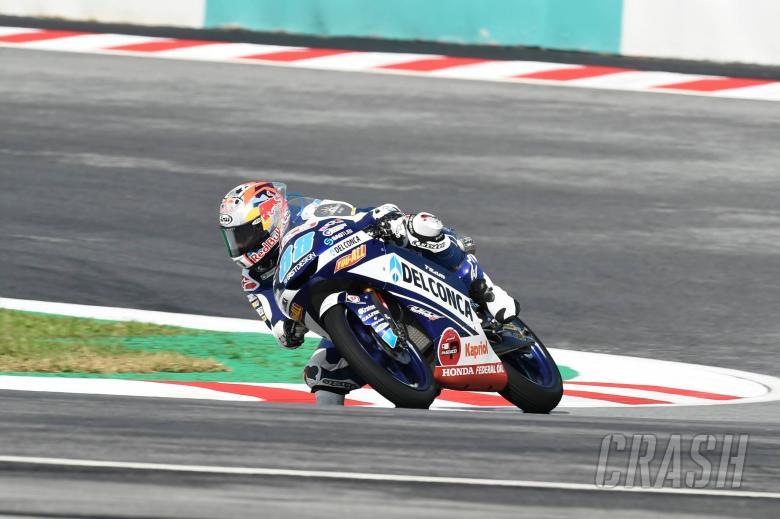 MotoGP: Moto3 Malaysia - Race Results