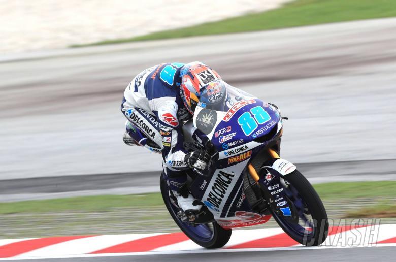 MotoGP: Moto3 Malaysia - Qualifying Results