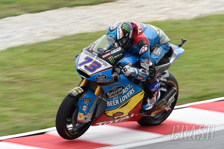 MotoGP: Moto2 Malaysia: Blistering pace blasts Marquez to pole