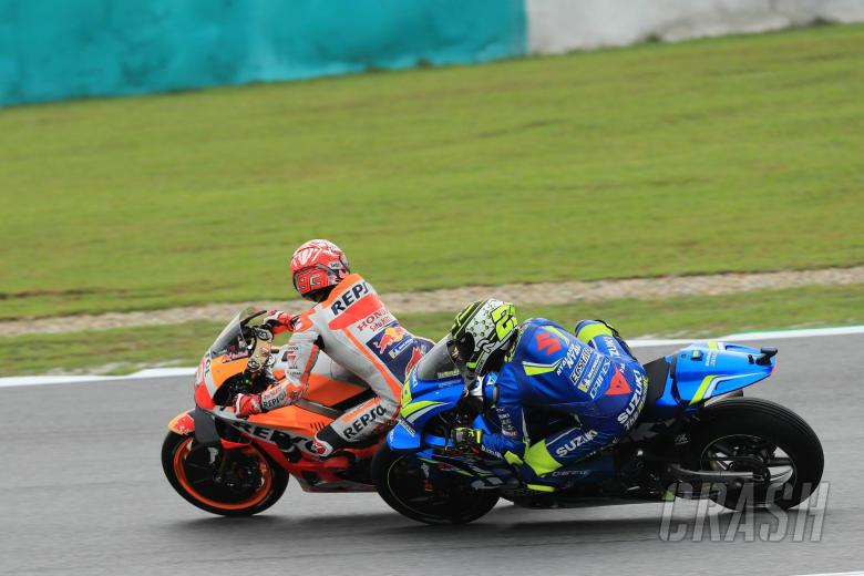 MotoGP: Demoted Marquez 'didn't see' Iannone