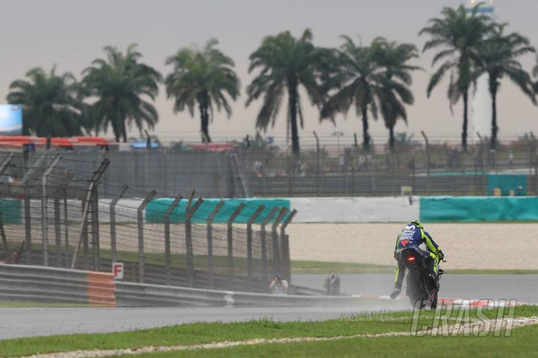 MotoGP: Rossi: Schedule change clever, now maybe we can race