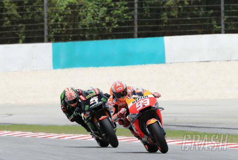 Zarco 'same speed as Quartararo', Marquez 'would podium on Aprilia'