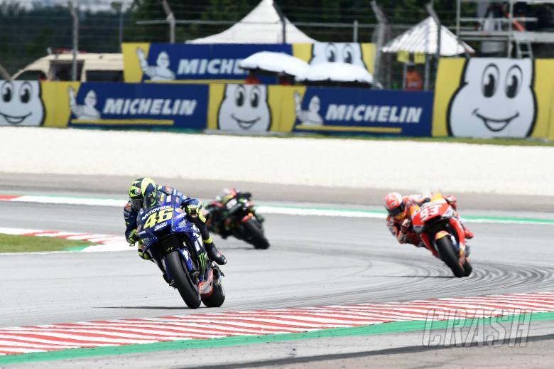 MotoGP: Marquez: Yamaha 'extremely fast, amazing acceleration'