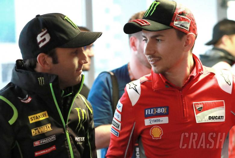 MotoGP: MotoGP Gossip: Zarco to use Lorenzo as a reference?