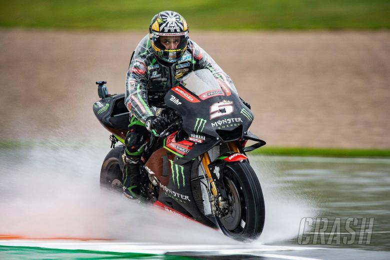 MotoGP: Fall, rain restrains Zarco's charge