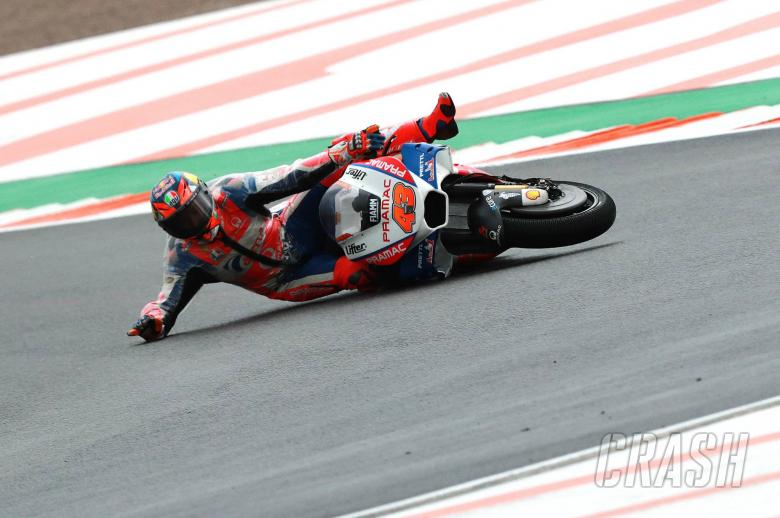MotoGP: Miller explains how 'wetter than Silverstone' Valencia is no issue