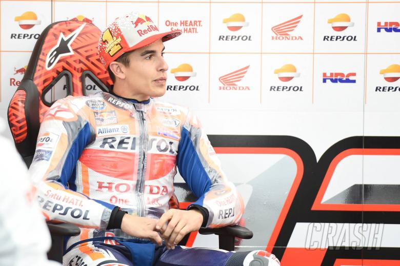 Marquez: We already have a very good test rider…