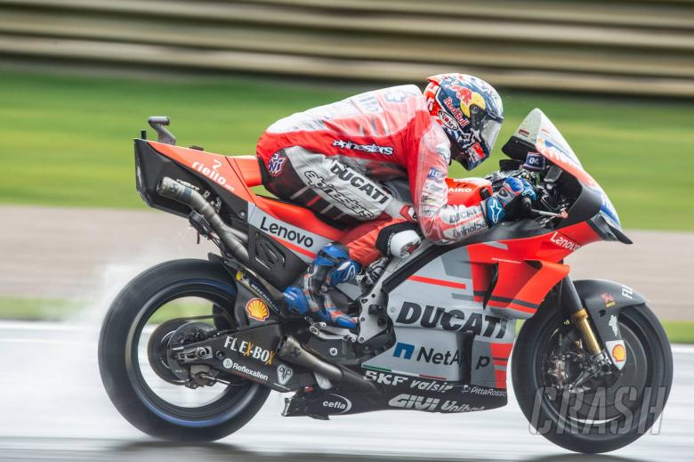 MotoGP: Dovizioso: Marquez has something more, depends on conditions