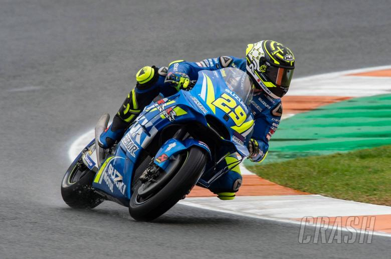 Iannone, Valencia MotoGP 2018