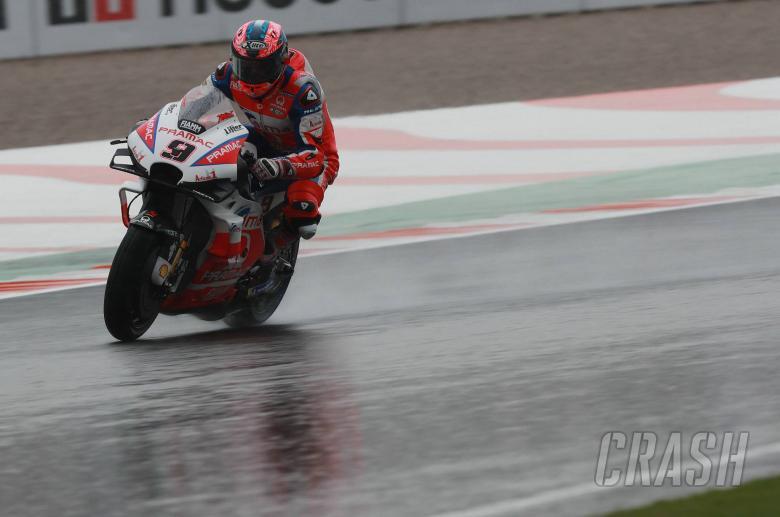 MotoGP: Petrucci: For once, I had an advantage!