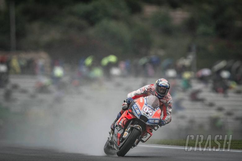 MotoGP: Dovizioso: Strange, feeling very bad