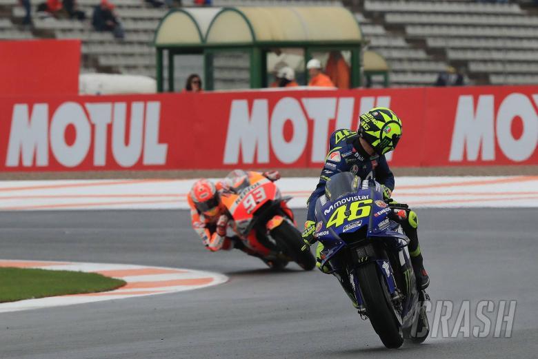 Gosip MotoGP: Rossi: Marquez sepertinya tidak punya rasa takut