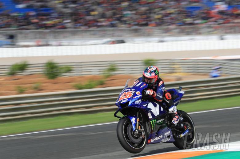 MotoGP: MotoGP Valencia - Full Qualifying Results