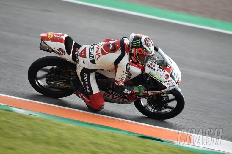 MotoGP: Moto3 Austin: Antonelli masters the wet for COTA pole