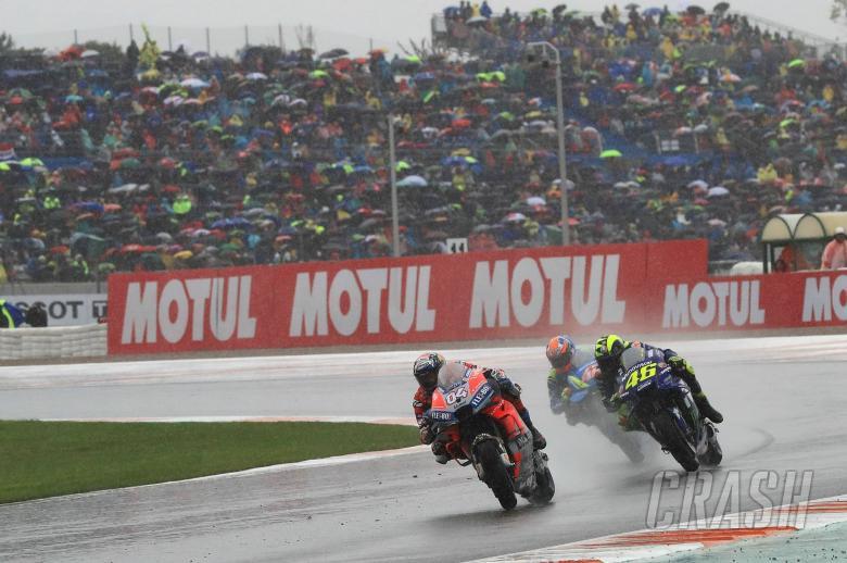MotoGP: MotoGP Valencia - Race Results