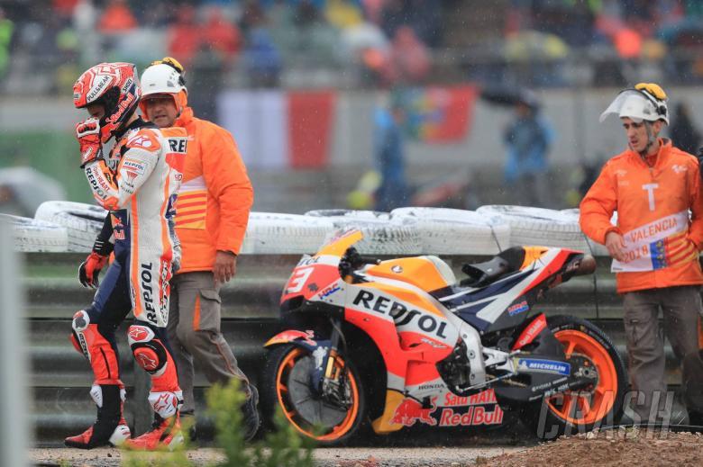 MotoGP: Marquez: My biggest mistake of the season