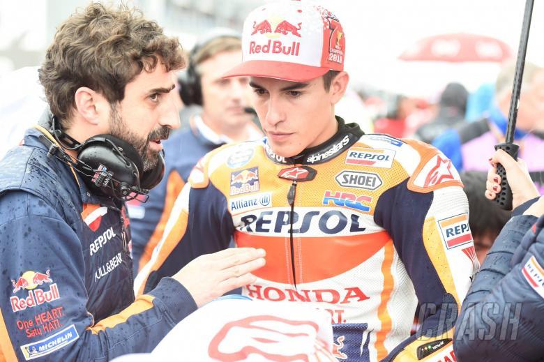 MotoGP: Shoulder doctor surprised Marquez won title