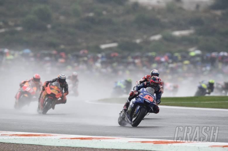 MotoGP: Vinales 'nightmare six laps' with electronics glitch