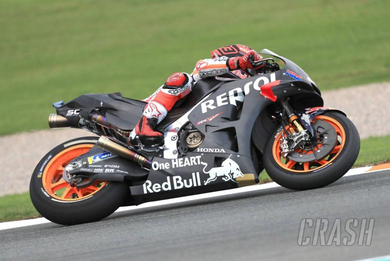MotoGP: Valencia MotoGP test times - Wednesday (3pm)