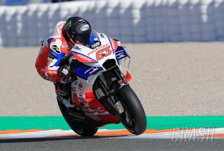 MotoGP: Bagnaia 'feeling good with everything'