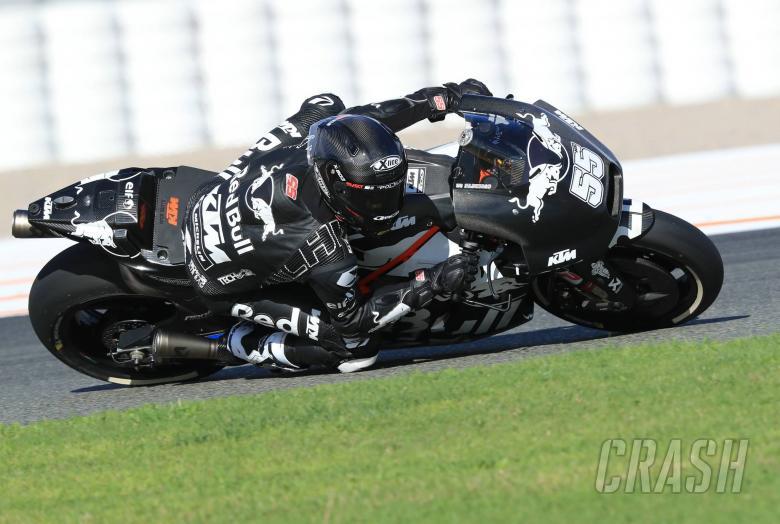 KTM, Aprilia race riders join Sepang Shakedown test