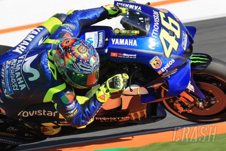 MotoGP: Rossi engine test: 'Yesterday there was more difference'