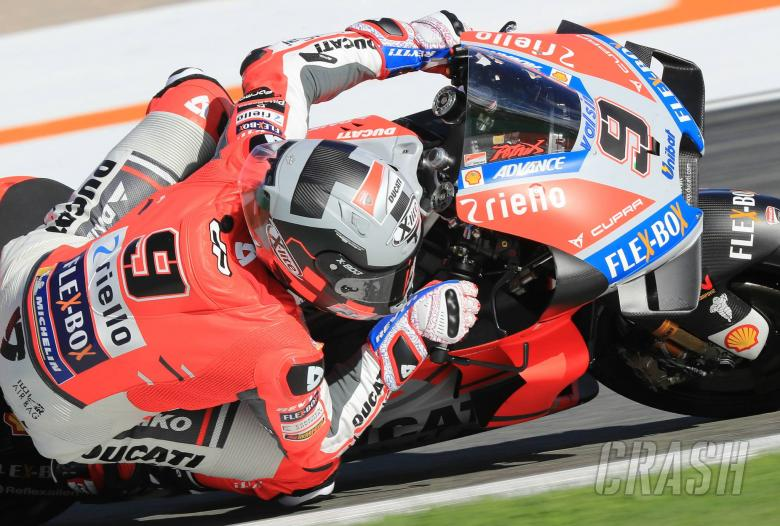 MotoGP: Jerez MotoGP test times - Wednesday (12:30pm)