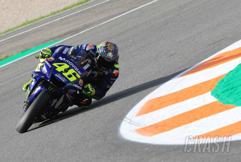 MotoGP: Rossi: New engine positive... but not enough