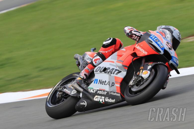 MotoGP: Jerez MotoGP test times - Wednesday (1:30pm)