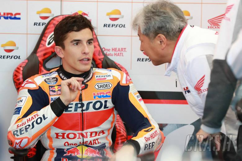 """MotoGP: Marquez expects shoulder recovery to take """"all winter"""""""