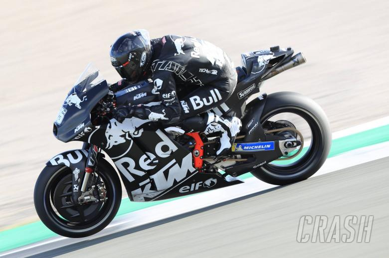 MotoGP: 'BO55KU' Syahrin: The KTM is a sexy bike!