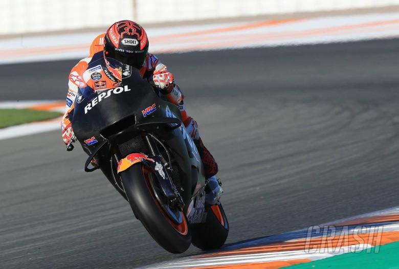 MotoGP: Marquez: If I crashed, the team would kill me!